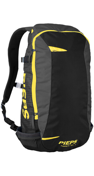 """Pieps W´s Track 20 Backpack Black"""